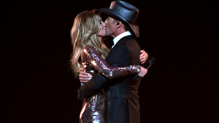 Tim McGraw And Faith Hill Celebrate 23rd Wedding Anniversary | iHeartRadio