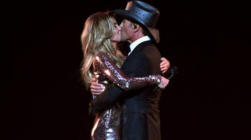 Entertainment News - Tim McGraw And Faith Hill Celebrate 23rd Wedding Anniversary