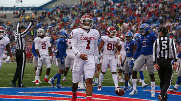 None - Sluggish Sooners Find Enough Sparks To Beat Jayhawks