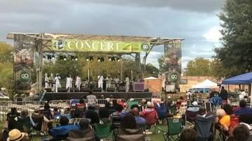 Photos - The Drifters and The Tams at The Augusta Common 10/6/19