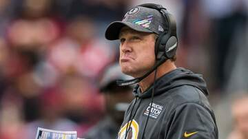 Josh - BREAKING: Jay Gruden Fired by the Redskins