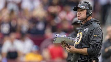 Sports - Head Coach Jay Gruden Reportedly Fired After Redskins Lose To Patriots
