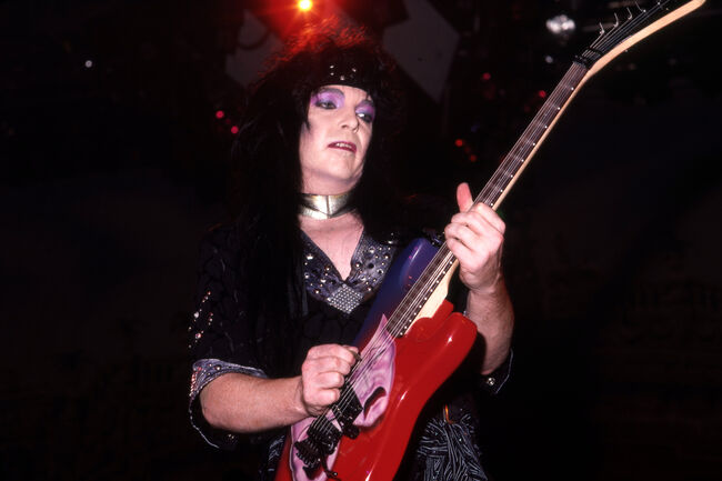 Mick Mars In Detroit