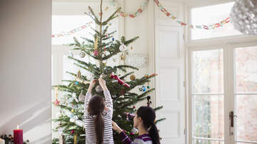 Ric Rush - When is the right time to put up holiday decorations?