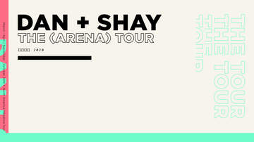 image for Dan + Shay The (Arena) Tour Greensboro Coliseum