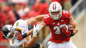 Wisconsin Badgers - Audio Highlights: Wisconsin 48, Kent State 0