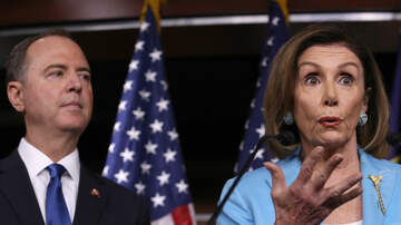 Politics - President Donald Trump Accuses House Speaker Nancy Pelosi of 'Treason'