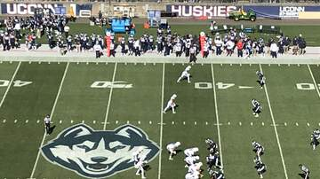 Football - UConn Football gets run over by USF 48-22 in East Hartford