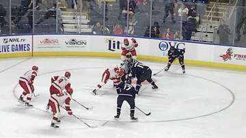 Hockey - UConn Hockey opens with 3-3 tie at Sacred Heart