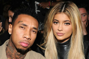 Kylie Jenner & Tyga Reunite Again... This Time At A Nightclub