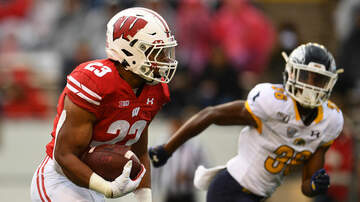 Wisconsin Badgers - Jonathan Taylor named Big Ten Player of the Week for third time