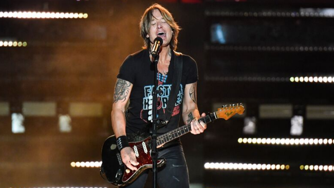 Keith Urban Announces New Tour With UK Dates For 2020