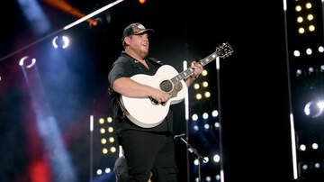 Ric Rush - Video: Luke Combs Invites St. Jude Kid On Stage