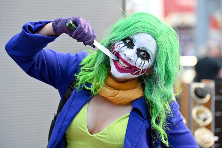 New York Comic Con 2019 - Day 2