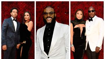 Angie Martinez - Tyler Perry Studio Inaugural Brings Out Black Hollywood's Elite