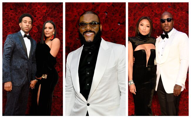 Tyler Perry Studio Inaugural Brings Out Black Hollywood's Elite