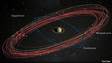 Coast to Coast AM with George Noory - 20 'New' Moons Spotted Orbiting Saturn