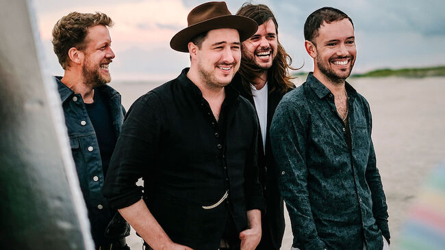 Mumford & Sons Reflect On Their Career 10 Years After Releasing Debut Album