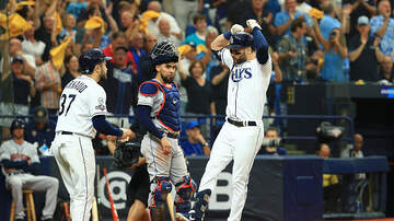 Home Of The Rays - Rays Bats Wake Up, Beat Up Greinke To Avoid Sweep