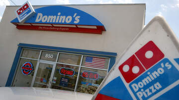 Chris & Rosie - Domino's Japan Has 'Roulette' Pizza With One Ghost Pepper Slice