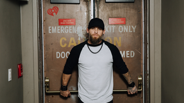 iHeartRadio Live - Brantley Gilbert On New Album And Monday Night Football Halftime Show Debut