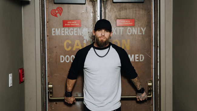Brantley Gilbert On New Album And Monday Night Football Halftime Show Debut