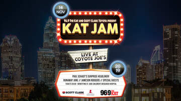 None - 96.9 The Kat and Scott Clark Toyota Present Kat Jam 2019