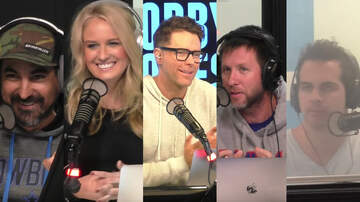 Bobby Bones - Help Us Decide Who Had The Best Smells Draft