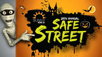None - Sunny 106.5's 29th Annual Safe Street Weekend at Wet'n'Wild