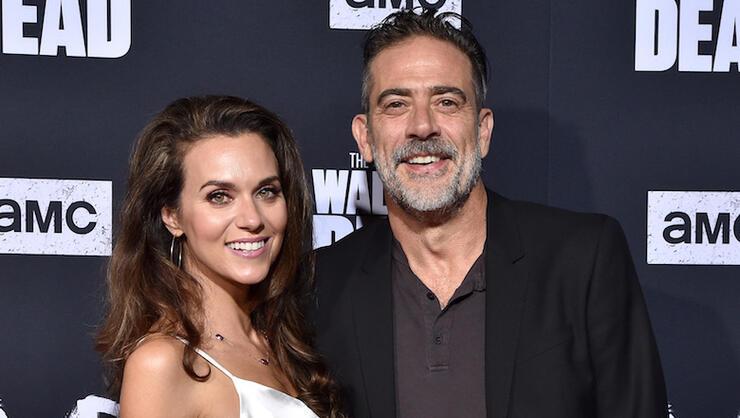 Jeffrey Dean Morgan & Hilarie Burton Are Married: See Their Wedding Photos | iHeartRadio
