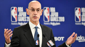 Sports Top Stories - NBA Commissioner Adam Silver Says League Will Not Regulate Speech