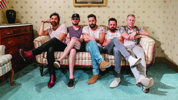 iHeartRadio Live - Old Dominion to Celebrate New Self-Titled Album at NYC Album Release Party