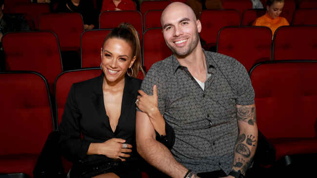 Jana Kramer Opens Up About Finding Woman's Topless Photo On Husband's Phone