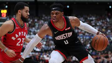 Talking Rockets w/ Ben DuBose - Russell Westbrook Makes his Houston Rockets Preseason Debut