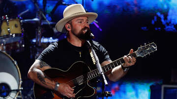 Music News - Zac Brown Opens Up About Divorce
