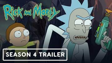 Hitman - Rick and Morty Season 4 Trailer is Here!!