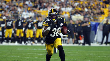 Tyson - Steelers RB Jaylen Samuels Out For A Month With Knee Injury