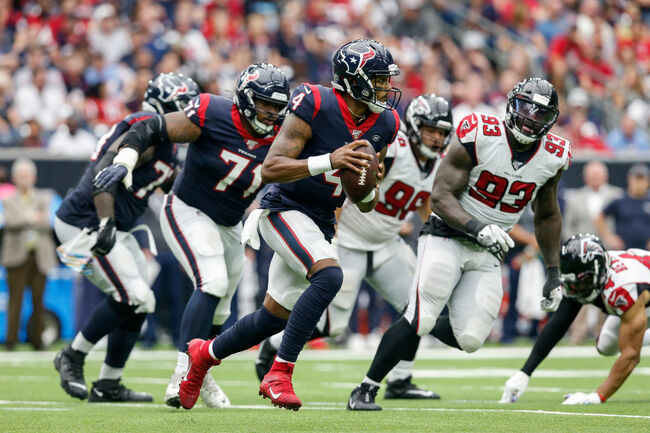 Atlanta Falcons v Houston Texans