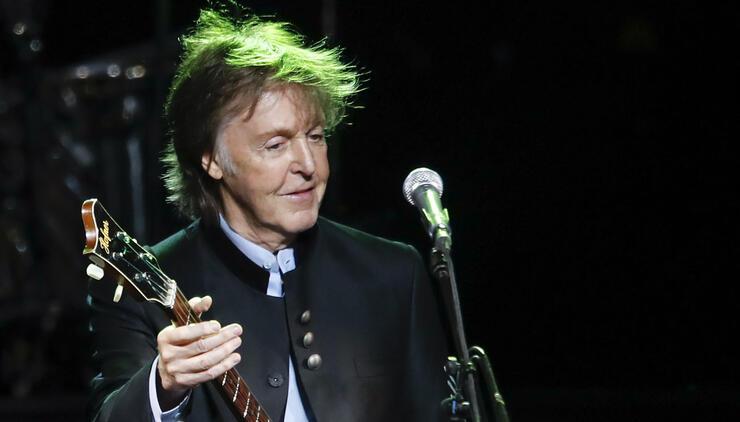 Paul McCartney To Release Two Never-Before-Heard Songs | iHeartRadio