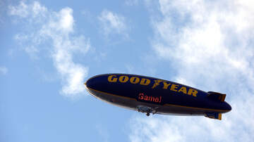 Jed Whitaker - I Think I'm Going To Rent Out The Goodyear Blimp Air BnB