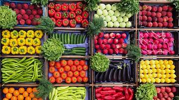 Gary and Shannon - Make Sure To Eat Your Vegetables: Quarter of Americans Don't Eat Vegetables
