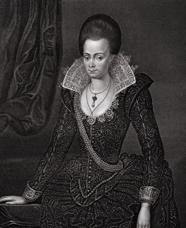 Lady Arabella Stuart,duchess of Somerset