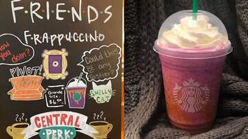 Reid - Starbucks Is Serving A Friends Frappuccino Inspired By The Show