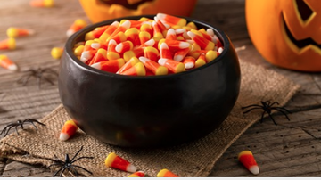 Qui West - Candy Corn Named The Worst Halloween Candy In America!