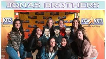 Photos - Jonas Brothers @ Chase Center | San Francisco | 10.8.19 | Gallery 2