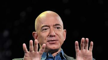 Cyber - Amazon Owner Jeff Bezos Tops Richest Americans List Again