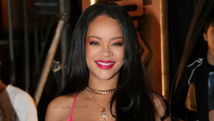 Rihanna Talks Super Bowl, That Long-Awaited Album, Being In Love & More | iHeartRadio
