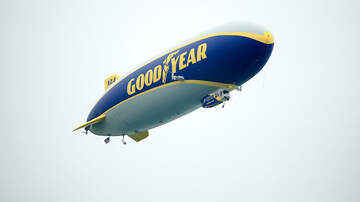 Sports Top Stories - Goodyear Lists Iconic Blimp On Airbnb For Three Nights