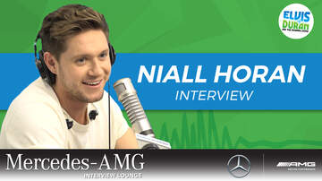 Elvis Duran - Here's The Little White Lie Niall Horan Uses To Pick Up Women