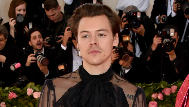 Buzz For Harry Styles' New Album Begins: See The Mysterious Poster